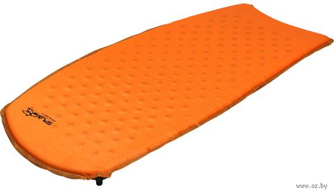 "Коврик самонадувающийся ""Surfing mini 2.5"" (оранжевый) — фото, картинка"