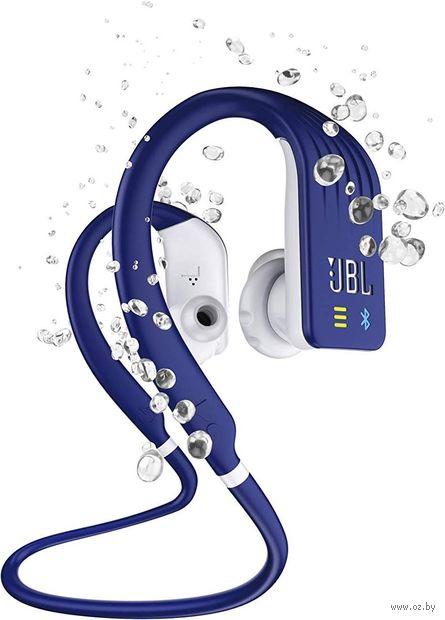 Наушники JBL Endurance DIVE (синие) — фото, картинка