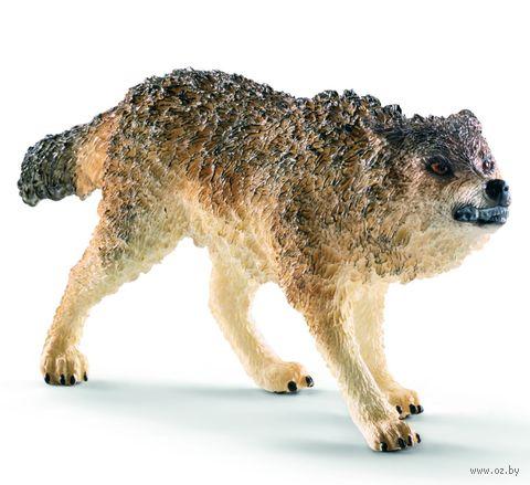 "Фигурка ""Волк"" (4,4 см) — фото, картинка"