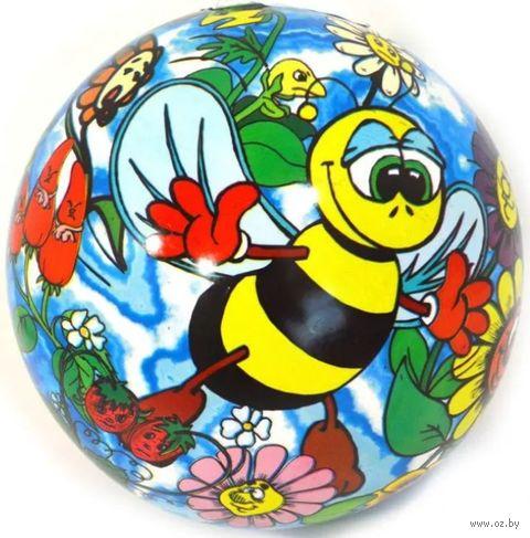 """Мяч """"Влюбленные пчелки"""" (23 см)"""