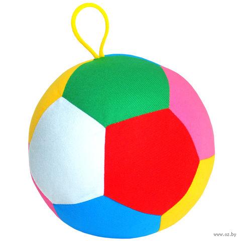 "Мягкая погремушка ""Мяч. Футбол"""