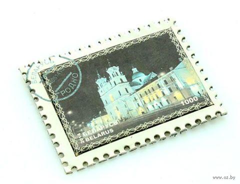 """Магнит """"Беларусь"""" (арт. J1-100-1001) — фото, картинка"""