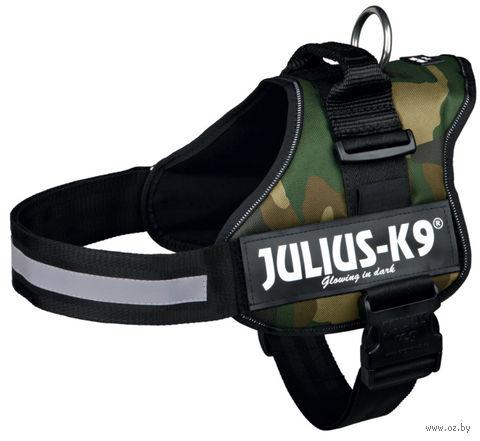 """Шлея тренировочная """"Julius-K9"""" (71-96 см; камуфляж) — фото, картинка"""
