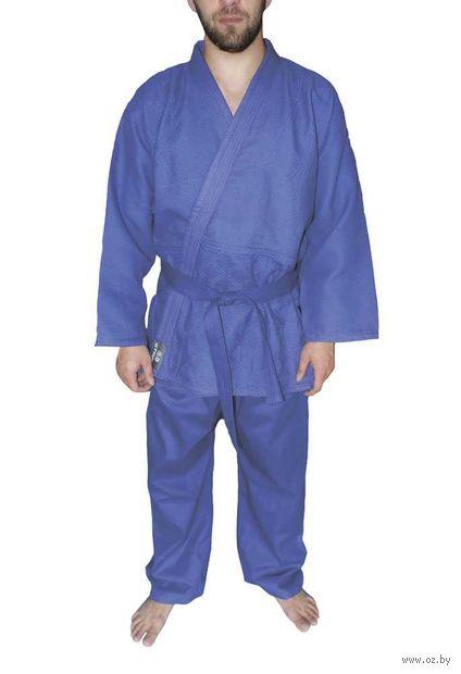 Кимоно для дзюдо AX7 (р.44-46/165; синее) — фото, картинка
