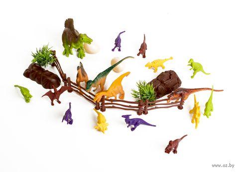 """Набор фигурок """"Динозавры"""" (арт. DV-T-494) — фото, картинка"""