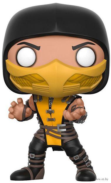 "Фигурка ""Mortal Kombat. Scorpion"" — фото, картинка"