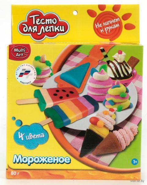"""Набор для лепки из теста """"Мороженое"""" — фото, картинка"""