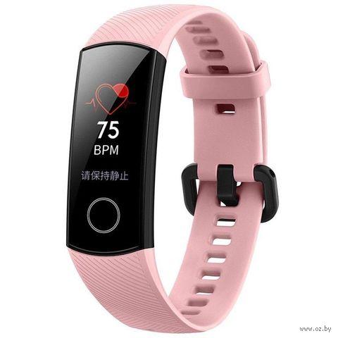 Фитнес-браслет Huawei Honor Band 5 CRS-B19S (розовый) — фото, картинка