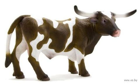 "Фигурка ""Animal Planet: Техасский буйвол"""