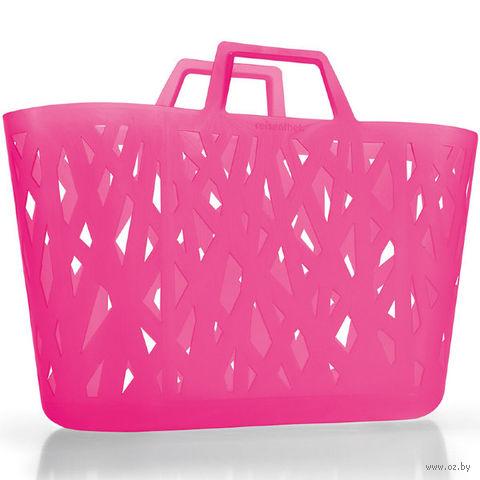 """Корзина """"Nestbasket"""" (neon pink)"""