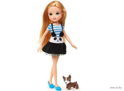 "Кукла ""Moxie Girlz. Подружки с питомцами. Бритен"""