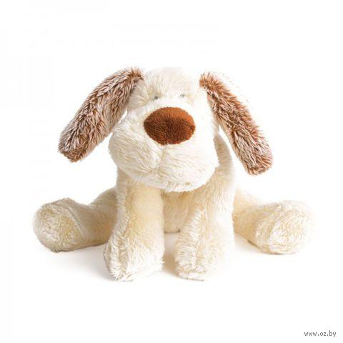 """Мягкая игрушка """"Лежачий щенок Санти"""" (37 см) — фото, картинка"""