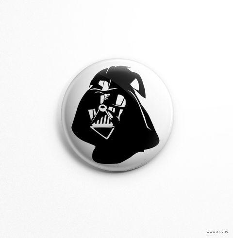 """Значок """"Звездные войны. Дарт Вейдер"""" (арт. 387) — фото, картинка"""