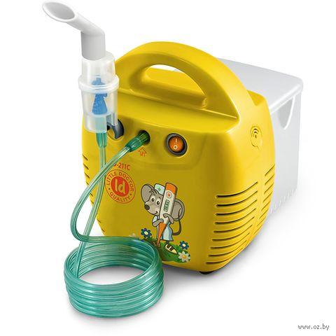 Ингалятор Little Doctor LD-211C (желтый) — фото, картинка