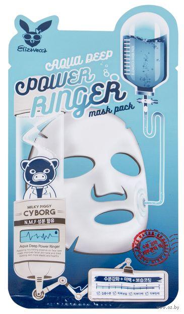 """Тканевая маска для лица """"Aqua Deep"""" (23 мл) — фото, картинка"""
