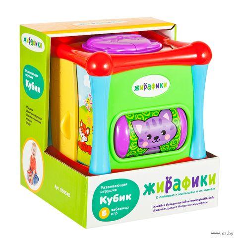 "Развивающая игрушка ""Кубик"" — фото, картинка"