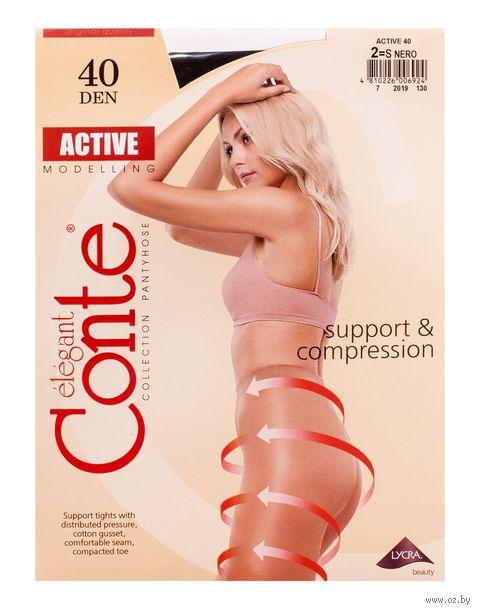 "Колготки женские корректирующие ""Active 40"" — фото, картинка"