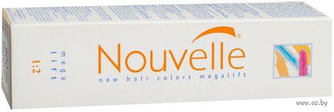 """Крем-краска для волос """"Nouvelle"""" (тон: 900, ультра светлый блондин)"""
