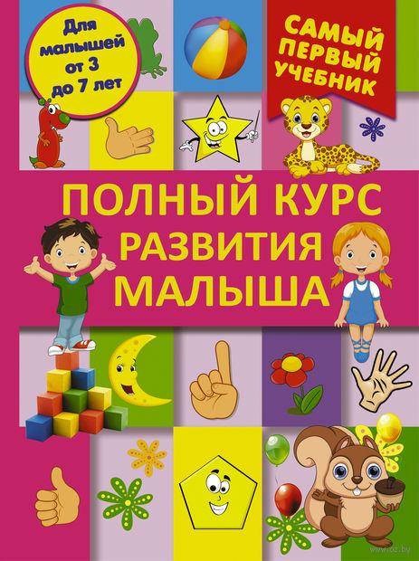 Полный курс развития малыша. Логика, внимание, мышление, память, развитие