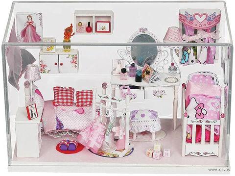 """Набор для изготовления миниатюры """"Комната принцессы"""" — фото, картинка"""