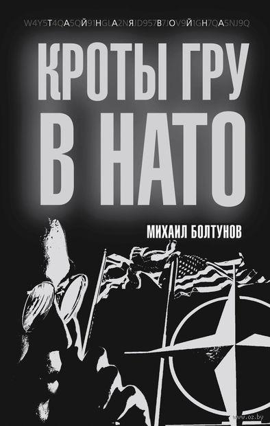 Кроты ГРУ в НАТО. Михаил Болтунов