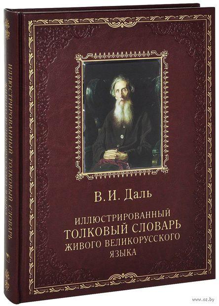 Иллюстрированный толковый словарь живого великорусского языка — фото, картинка