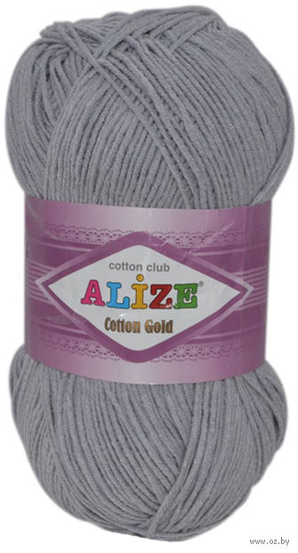 ALIZE. Cotton Gold №21 (100 г; 330 м) — фото, картинка