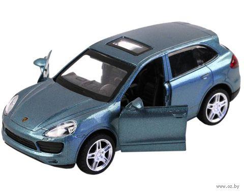 "Модель машины ""Porsche Cayenne S"" (масштаб: 1/43) — фото, картинка"