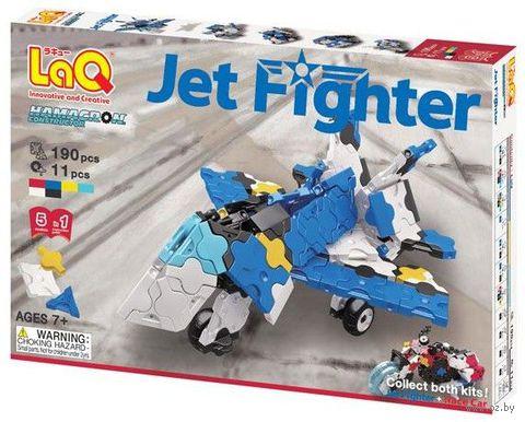 """Конструктор """"LaQ. JetFighter"""" (190 деталей)"""