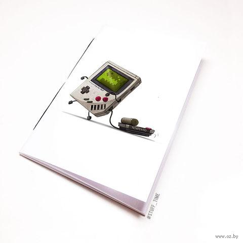 """Блокнот """"Nintendo"""" (А5; арт. 962) — фото, картинка"""