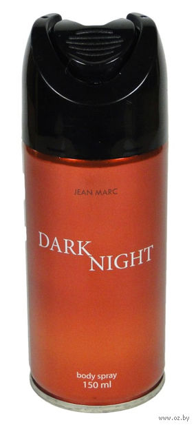 """Дезодорант для мужчин """"Dark Night"""" (спрей; 150 мл) — фото, картинка"""