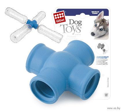 """Игрушка для собак """"Фиксатор для пластиковых бутылок"""" (9 см)"""