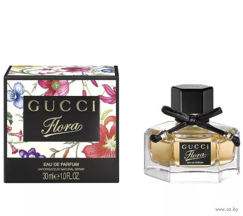 """Парфюмерная вода для женщин Gucci """"Flora"""" (30 мл) — фото, картинка"""