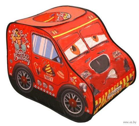 """Детская игровая палатка """"Машина"""" — фото, картинка"""
