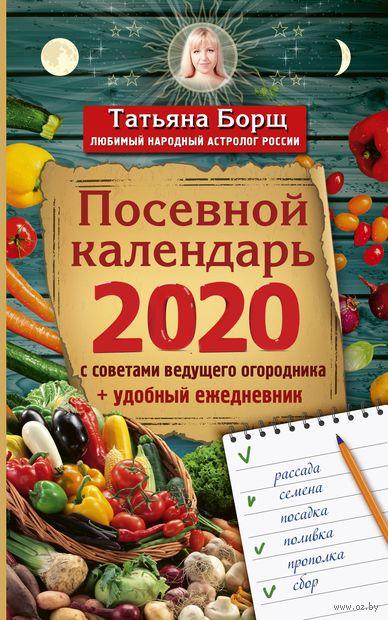 Посевной календарь 2020 с советами ведущего огородника + удобный ежедневник — фото, картинка
