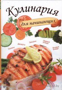 Кулинария для начинающих. Д. Нестерова