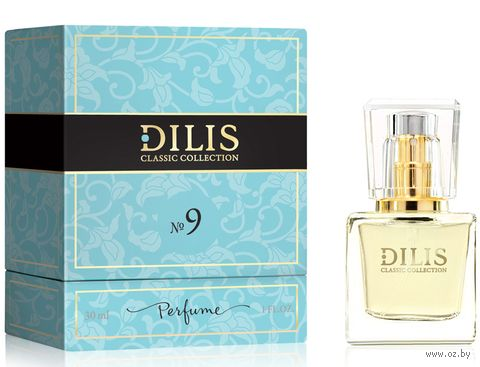 """Духи """"Dilis Classic Collection №9"""" (30 мл)"""