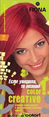 """Крем-краска для волос """"Creative Color"""" (тон: 7.8, магический красный)"""