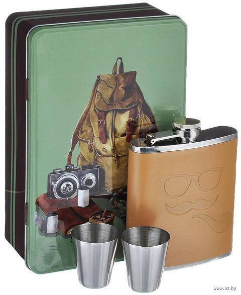 """Подарочный набор """"Рюкзак путешественника"""" (арт. 37809) — фото, картинка"""