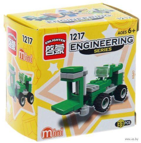 "Конструктор ""The Engineering. Погрузчик"" (33 детали) — фото, картинка"