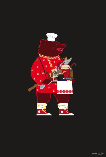 Герои новой русской кухни — фото, картинка