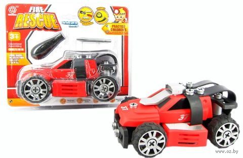 "Игровой набор ""Машинка"" (арт. QL6004A) — фото, картинка"