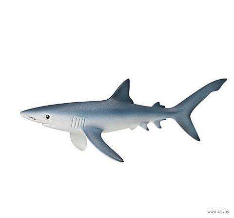 """Фигурка """"Голубая акула"""" (6 см)"""