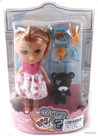 Кукла (16 см; арт. 86010)