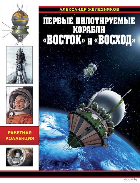 """Первые пилотируемые корабли """"Восток"""" и """"Восход"""". Александр Железняков"""