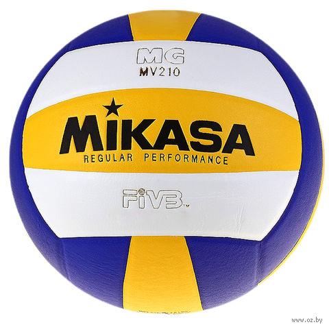 Мяч волейбольный Mikasa MV 210 — фото, картинка
