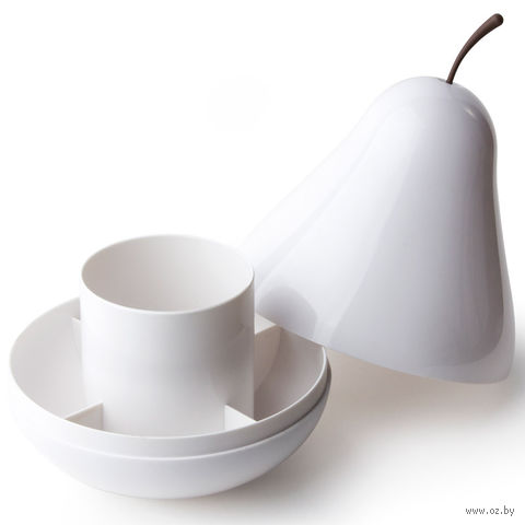 "Органайзер ""Pear"" (белый)"