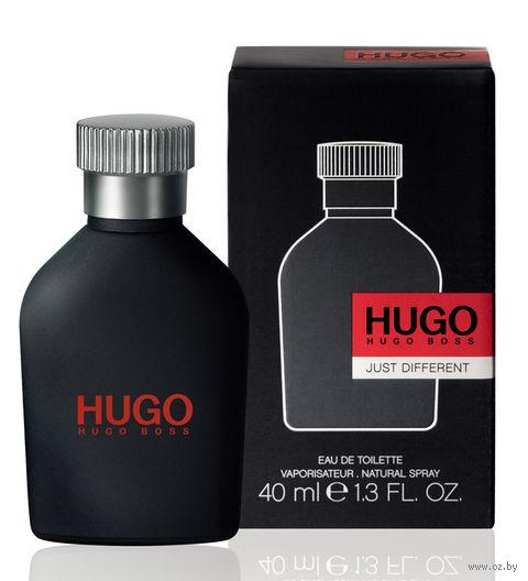 """Туалетная вода для мужчин Hugo Boss """"Just Different"""" (40 мл)"""