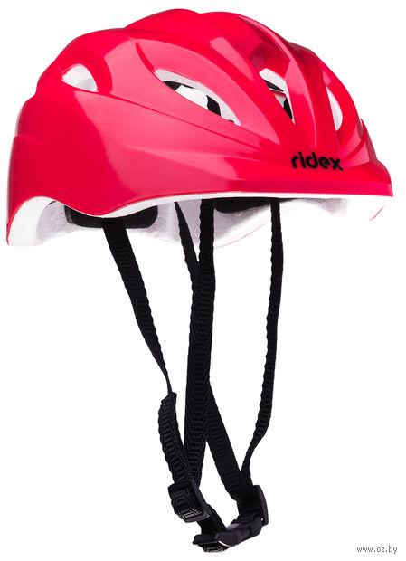 """Шлем защитный """"Arrow"""" (S; красный) — фото, картинка"""