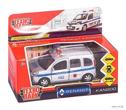 """Модель машины """"Renault Kangoo. Полиция"""" (арт. KANGOO-P) — фото, картинка"""